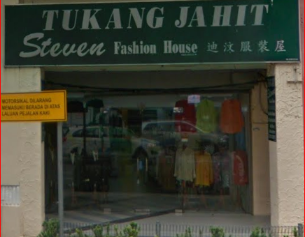 Steven Fashion House Tukang Jahit Repair Baju