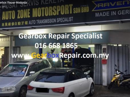 Gearbox Repair Malaysia