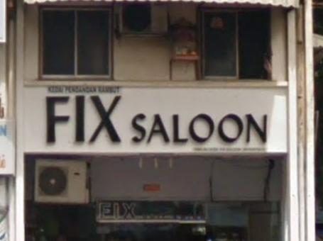 Fix Hair Salon Baikpulih Rambut