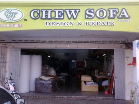 Chew Sofa Design & Repair