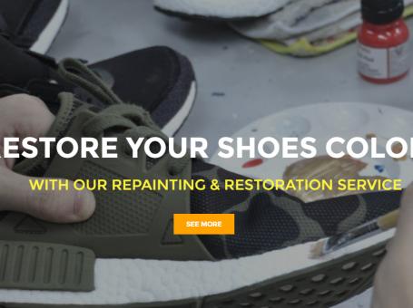 Shoe Mo Professional Care Repair