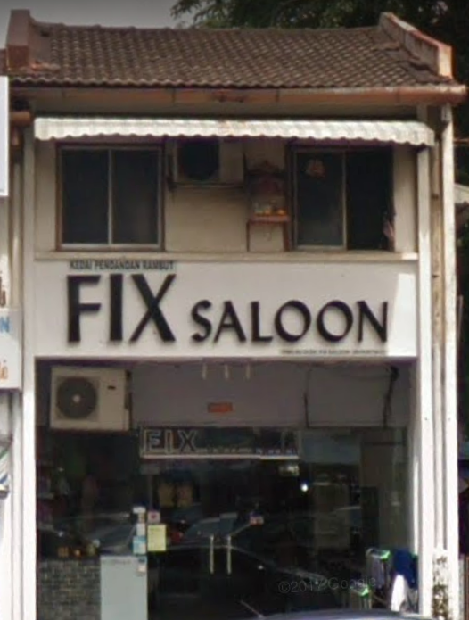 Fix Hair Salon Baikpulih Rambut